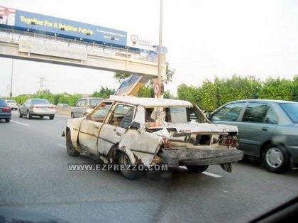 Toyota Corolla bien conservado
