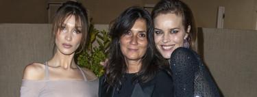 Los mejores looks de invitada los tienen Bella Hadid, Monica Bellucci y otras celebrities en la fiesta de Dior en Cannes