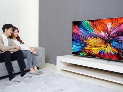 LG desvela los precios de sus nuevos televisores Super UHD y no son precisamente baratos