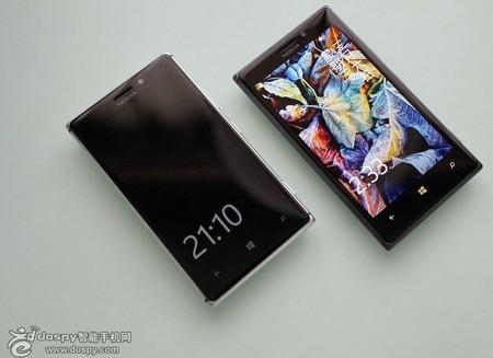 """Se filtran las primeras imágenes de Windows Phone  """"Amber"""""""