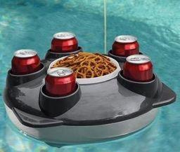 Bandeja flotante por control remoto