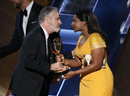Mindy Kaling Emmys 2015