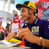 Ni Valentino Rossi se libra de los falsificadores: cerrada una fábrica de merchandising ilegal en Italia