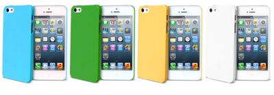 ThinCase, carcasa ultrafina para el iPhone 5 de AViiQ