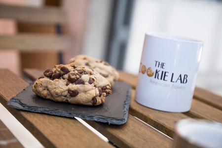 Cookies Con Hot Chocolate