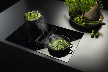 Campanas extractoras inspiradas en la física cuántica para las cocinas de un futuro que ya es presente