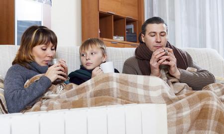 Familia Constipada
