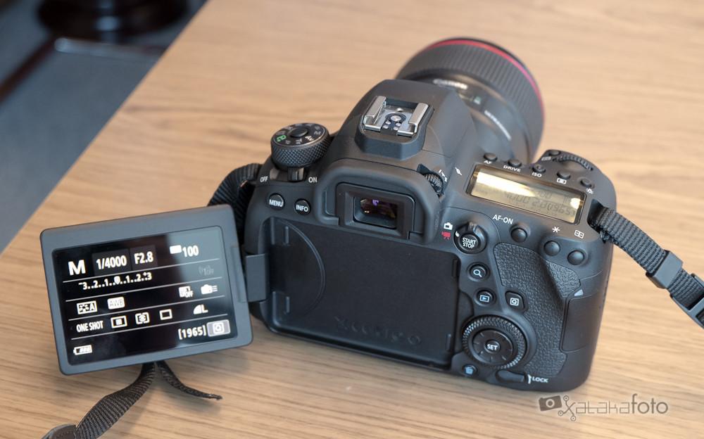 Canon Eos 6d Mii 5