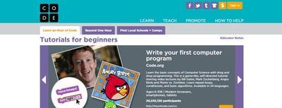 Hora del Código, los grandes de la programación motivan a las nuevas generaciones