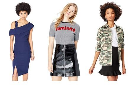 Amazon nos ofrece en su semana del Black Friday hasta 70% de descuento en moda para mujer en su marca exclusiva Find