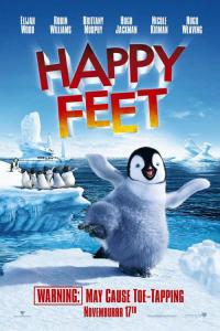 Animador y doblador de 'Happy Feet, rompiendo el hielo', inauguran el Expocomic 2006