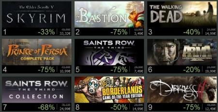 Ya están aquí las rebajas de verano de Steam: rellena tu PC con juegos para años