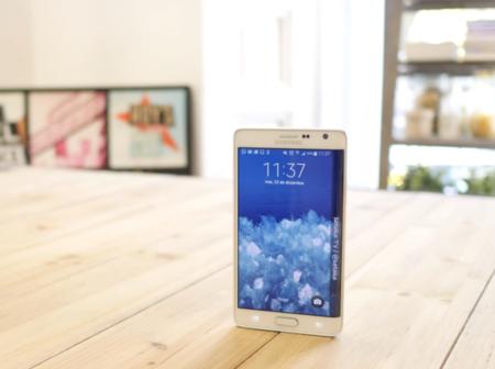 Samsung Galaxy Note Edge, análisis