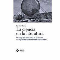 Libros que nos inspiran: 'La ciencia en la literatura' de Xavier Duran