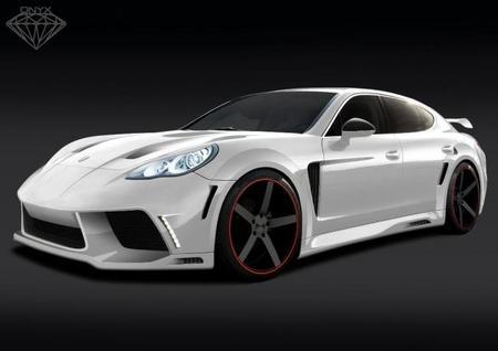 Onyx Concept Porsche Panamera y Cayenne