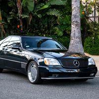 Este Mercedes-Benz S600 modificado fue de Michael Jordan y ahora se subasta por casi 200.000 dólares (y subiendo)