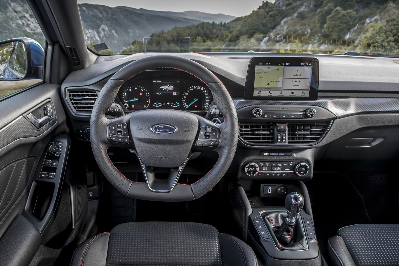 Foto de Ford Focus 2018, toma de contacto (34/204)