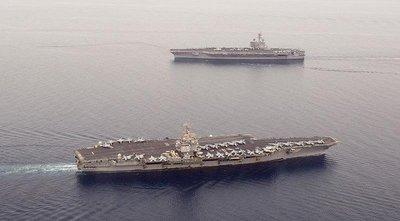La armada estadounidense instalará redes LTE en sus barcos