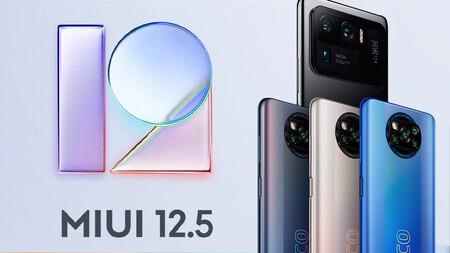 Los Xiaomi Mi 11 Ultra y POCO X3 Pro comienzan a recibir MIUI 12.5 en Europa