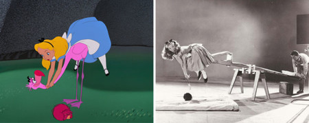 Alice Wonderland Classical Animation Kathryn Beaumont 3