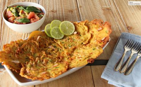 Tortilla Camarones