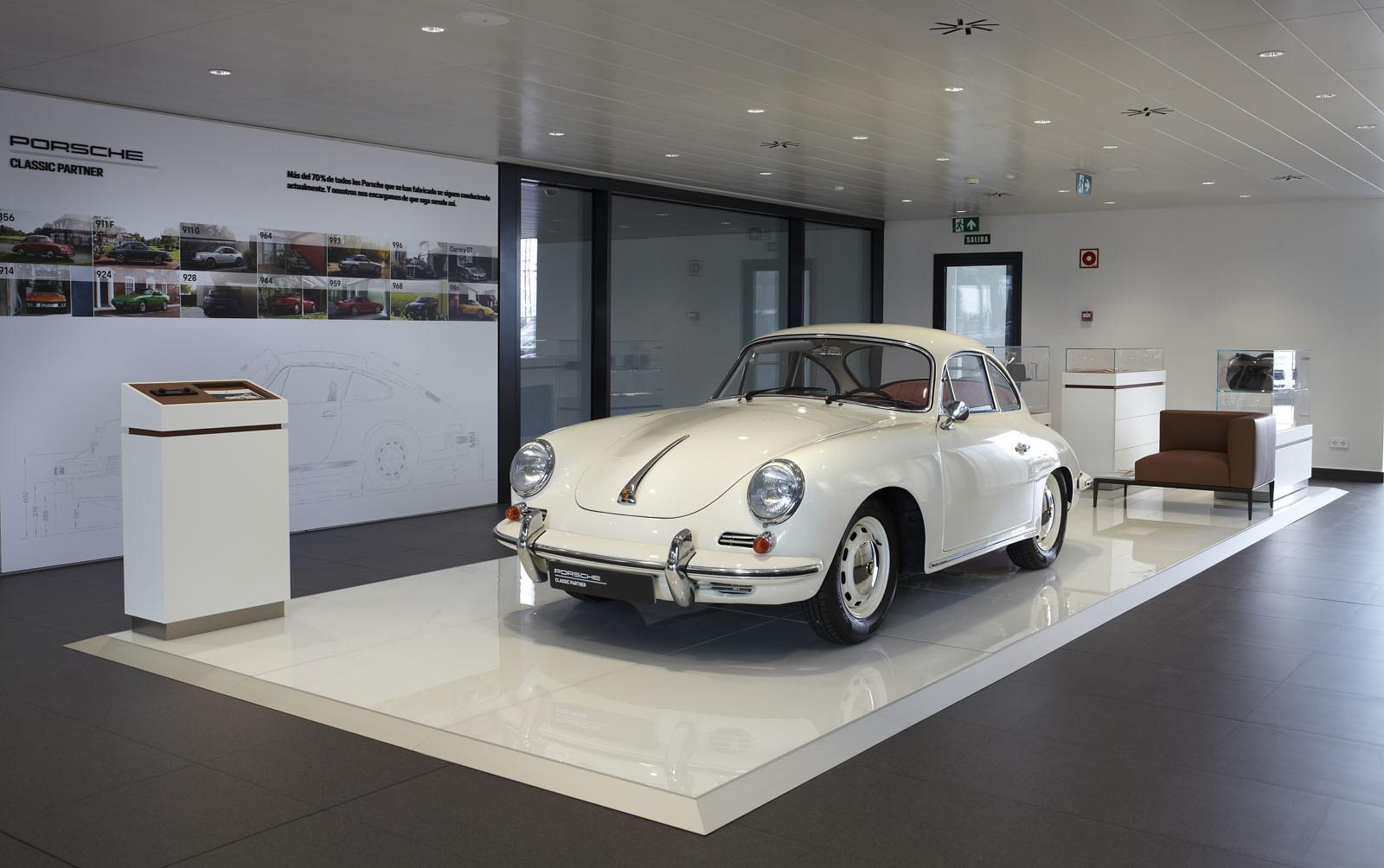 Foto de Centro de Experiencias Porsche Madrid Norte (13/16)