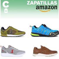 Hasta un 30% de descuento en zapatillas y zapatos Paredes sólo hoy hasta medianoche en Amazon