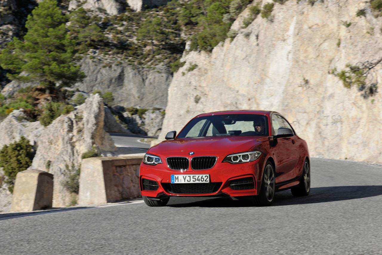 Foto de BMW Serie 2 Coupé (12/55)
