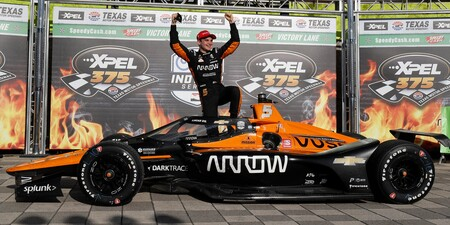 O Ward Texas Indycar 2021