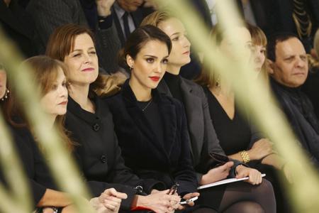 Los front-rows nos dejan los mejores looks de la Alta Costura (I)
