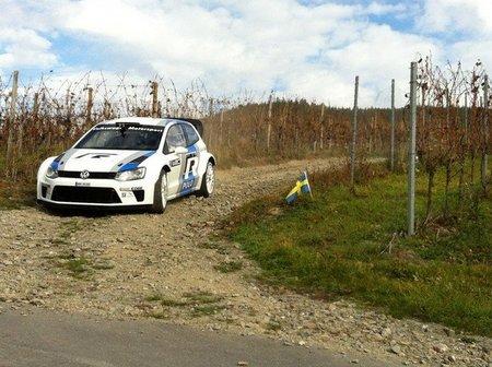Carlos Sainz ya ha probado el Volkswagen Polo R WRC