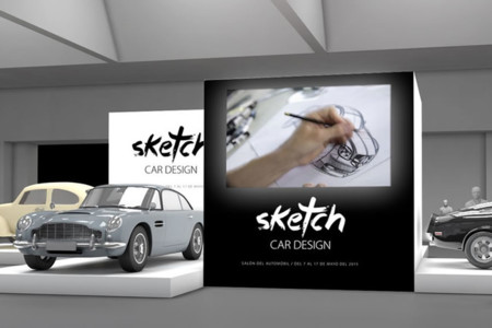 Sketch Car Design
