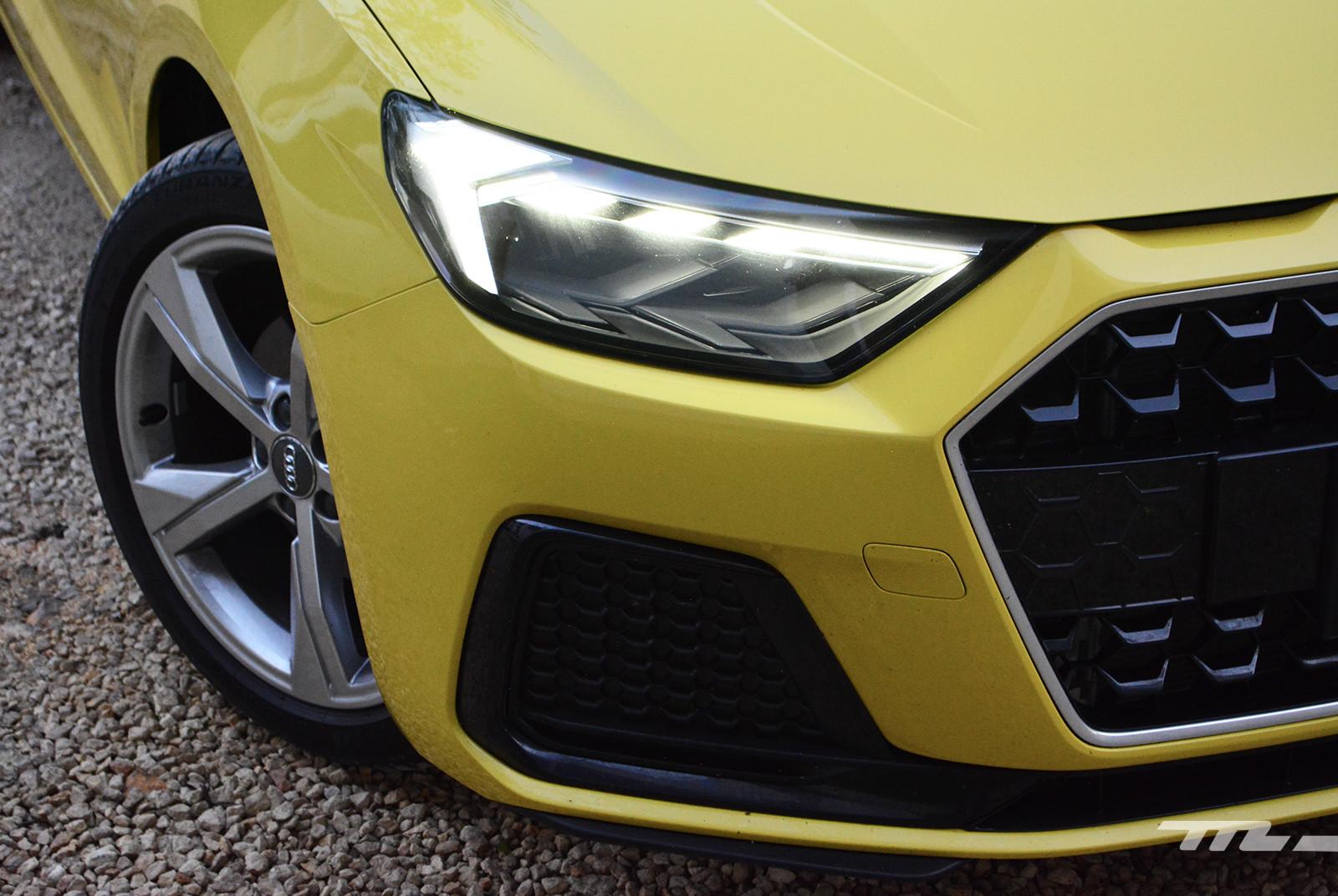 Foto de Audi A1 2020 (lanzamiento) (22/39)