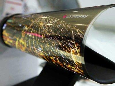 Pantallas LCD flexibles y más baratas: esto promete el proveedor japonés de Apple para 2018