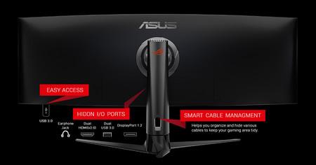 Asus Xg49vq Conexiones