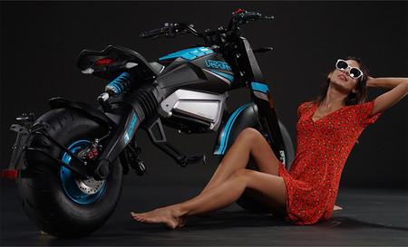 La Velocifero Beach MAD es una moto eléctrica todoterreno con 70 km de autonomía, obra del diseñador del ItalJet Dragster