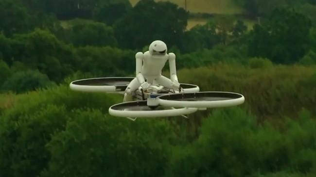 Las hoverbikes a punto de ser los próximos vehículos de combate del ejercito de los EE.UU.
