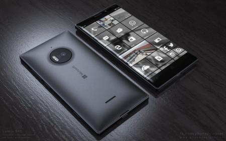 Lumia 950 y Lumia 550: todos los rumores sobre los próximos smartphones de Microsoft