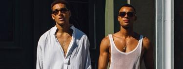 El mejor streetstyle de la semana: camisetas sin mangas y bermudas para los días de más calor