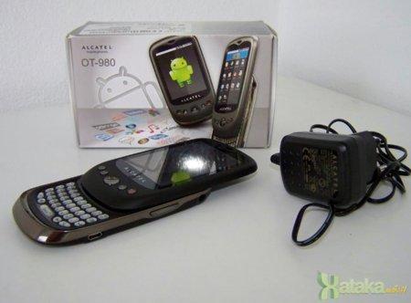 Alcatel OT-980 Android muy barato