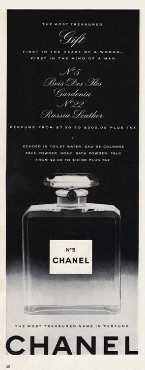 Foto de Chanel No. 5 - publicidad del 30 al 60 (9/61)