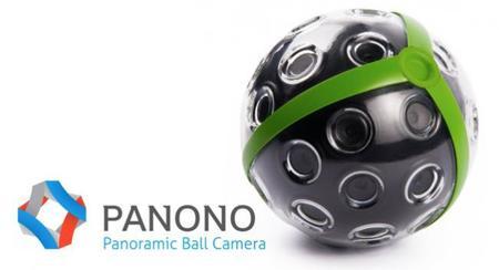 Panono, la primera cámara esférica con la que podremos tomar fotografías de 360 grados