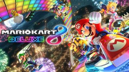 Mario Kart 8 Deluxe se convierte en el juego más vendido de la franquicia en su primer día
