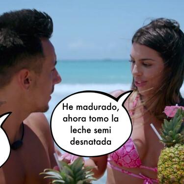 Así es la sorprendente relación actual de Cristian Jerez y Andrea Gasca tras sus follones en 'La Isla de las Tentaciones'
