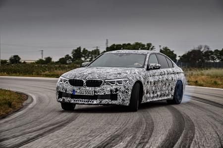 ¡Primeros datos oficiales! El nuevo BMW M5 tendrá 600 CV, hará 0 a 100 km/h en menos de 3,5 segundos y sonará así