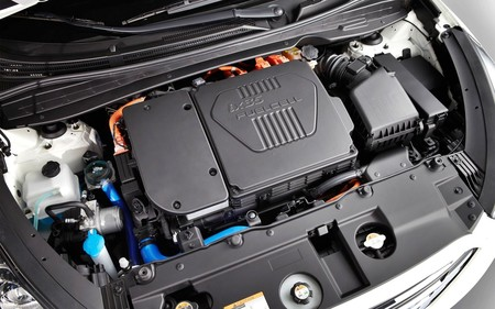 Hyundai Tucson Fuelcell
