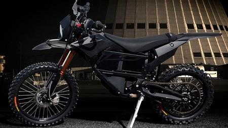 Zero MMX: la moto eléctrica para las fuerzas especiales