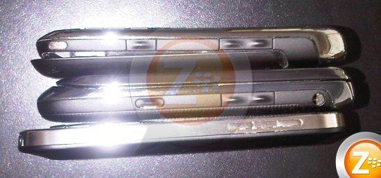 Foto de BlackBerry Bold Touch 9900 se muestra en todo su esplendor en imágenes (3/8)