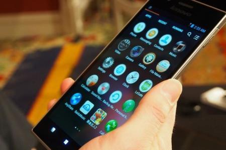 Lenovo tendría un smartphone con Windows Phone para fin de año
