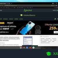 Cómo hacer una captura de pantalla en tu Chromebook con Chrome OS